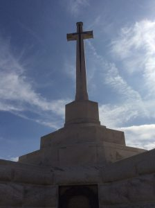 84 - Tyne Cot - Cross of Sacrifice